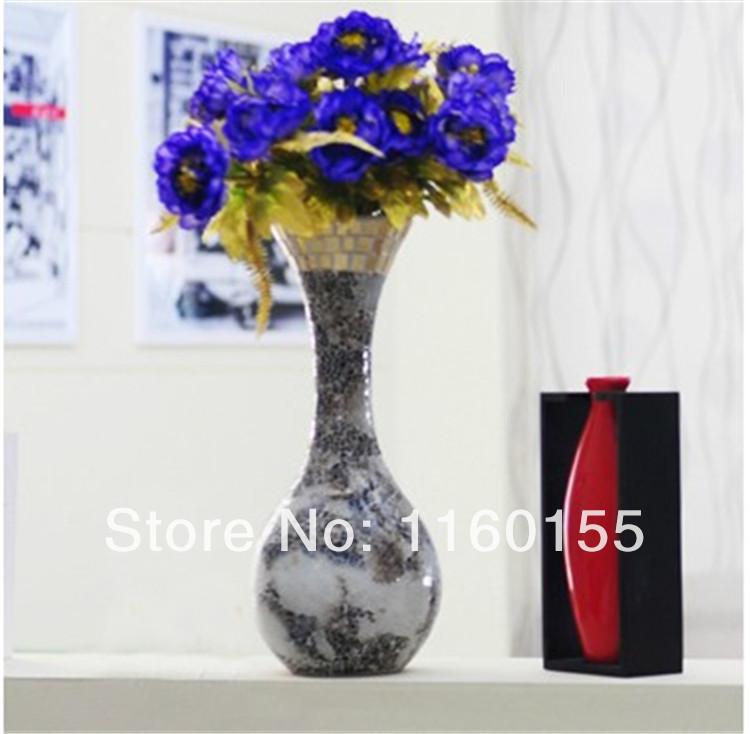 Glass Flower Vase Glass Vase Chinese Flower