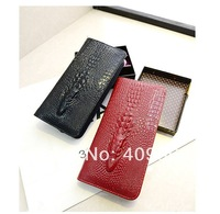 Fishheads wallet 2014 long design wallet women's day clutch bag coin purse new fashion summer cluthes pu leather small bag
