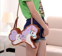 The pony appearance of single shoulder mini women Messenger bags,BAG196