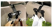 Free Shipping High-quality multi-purpose vehicles linked to the car with double hook 2pcs/lot