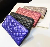 Hot Fashion Top PU Brand C* Style Genuine Leather women wallets women clutch 100% good quality!!!