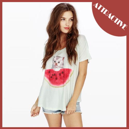 Женская футболка xs/xxl o mc/670 MC-670