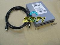 Free shipping USB Port PCMCIA Card Reader Adapter USB2.0 Interface PCMCIA Read FLASH /DISK card /ATA card 100% new origianl
