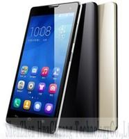 Original HUAWEI Honor 3C WCDMA 2GB RAM 5.0'' IPS MTK6582 Quad Core Mobile Phone 8GB ROM 5mp + 8mp Camera Android 4.2 Dual SIM