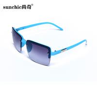 2014 women's all-match fashion sunglasses glasses big box anti-uv sunglasses sun glasses