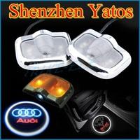 6th Generation Shadow courtesy Laser Chevrolet Car Door LED Light projector Logo Lights No Drilling