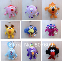 Plush Dolls Toys   Russia   plush toy doll animal model 9 Hip-hop  with laughter wholesale