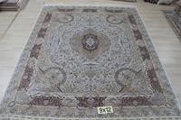 Luxus Carpet For Home Handmade Carpet Persian Silk Rug And Carpet For Living Room Rug For Children Bedroom 9x12 On Sale!
