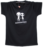 2014 spring plus size male short-sleeve T-shirt plus size fashion fat men's clothing plus size plus size loose