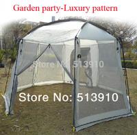 Octagonal pergola/Luxury garden arbor/Camping party tent/Sun-shading summer mosquito tent original export to Canada