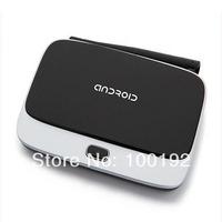 Hi718 Quad Core Android TV Box TV Dongle Remote Control RK3188 2GB 8GB Android 4.2 RJ45