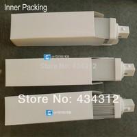 free shiping 1pcs 5w PL led G23 g24 5w led plc light 25leds SMD5050 b22 led corn light bulb 400lm led pl lamp
