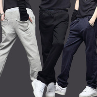 Casual Men Sports Jogging Dance Baggy Trousers Slim Harem Pants Waistband Slacks Gym Sweatpants Boxing Trouser Tracksuit Pants
