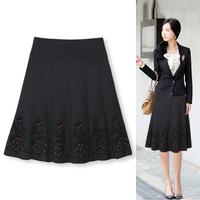 2014 midguts bust skirt slim a-line skirt expansion skirt skirts plus size   358