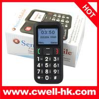 HOT Price!PS-V704 cheap mobile phone dual sim senior phone SOS FM,MP3 ,Electronic torch,big keyboard,big font, elderly easy  Use