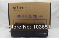 Enigma2 Linux Os Vu Solo 2 Twin Tuner 1300 Mhz Digital Satellite TV Receiver VU SOLO2 with free dhl shipment