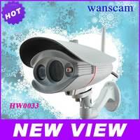 Ip Camera Wireless Wifi Outdoor 1.0 Megapixel HD Waterproof IRCUT Network Security Monitor Surveillance Cameras Free Shipping