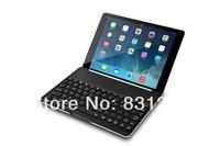 Ultra Slim Original Portable Aluminium Wireless Bluetooth Detachable ABS Mute Keyboard For ipad air/5 tab
