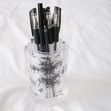 wholesale crystal pen holder
