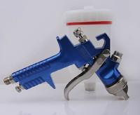 Original 1.4/1.7mm nozzle Spray Gun HVLP paint painting Tool gun for car repair  H-827