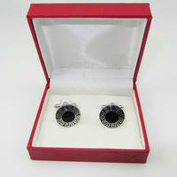 Hot 2014 New gift box for tie Cufflinks Free Shipping Wholesale