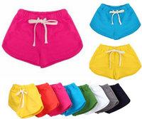 2014 children shorts bermudas infantil for boys /Candy shorts casual conjunto de roupa bermuda feminina free shipping