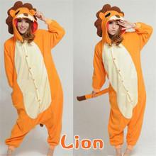 new adult men lion onesies cosplay costumes polar