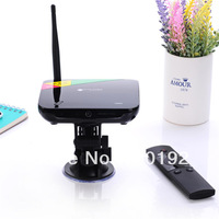 New CS968 Quad Core RK3188 Android 4.2 Bluetooth 4.0 XBMC Miracast RJ45 TV Box Media Player with 2.0MP Camera MicoPhone 5PCS