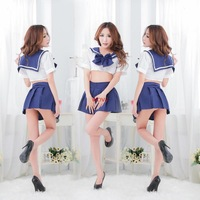 Nightgown Sexy woman student uniform dress sexy lingerie game uniforms F76-B1