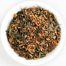 100g Premium Japanese Brown Rice Tea Green Tea Organic Natural Loose Tea Weight loss products rich vitamin Free shipping