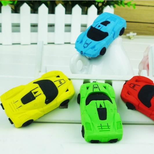 2258 eraser car eraser child primary school students school supplies prize gift(China (Mainland))