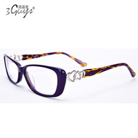 Glasses frame myopia frame female big frame myopia eyeglasses frame 2014 female star style picture frame