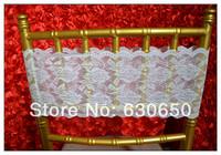 Free Shipping white lace band