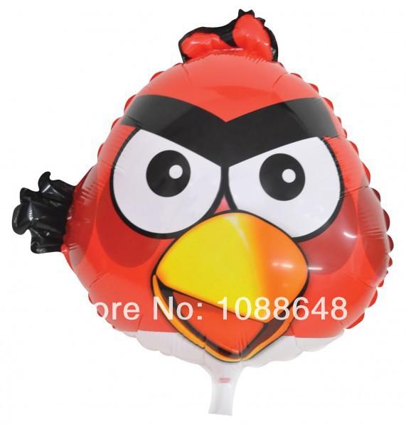10pcs / lot Free shipping walking pet balloons Bird helium balloons children's toy walking animal balloon cartoon foil toys(China (Mainland))