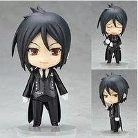 Black Butler Kuroshitsuji Sebastian Michael Plush Toy Doll Hot Anime Sebastian