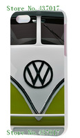 Unique Newest Designs!.10design to selection,1PCS Volkswagen vw Hard cover for iPhone 5 5th 5G