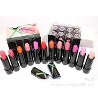 Heng Fang Shiny Glossy Organic Lipstick Makeup Tint Charming Water Proof  Flashing Cosmetic Lip Balm 12pcs/lot 12 colors