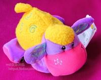 Many vocalization tolo cartoon little sheep cloth dolls doll plush toy