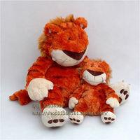 Bear factory tiger doll plush toy