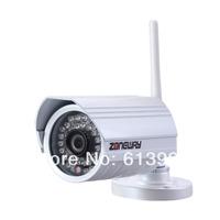 Free Shipping ZONEWAY ONVIF 2.0 Mini WIFI IP Camera Outdoor 1080P Waterproof IP66 Wireless Network 2.0MP HD Network Camera P2P