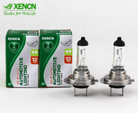 Off Road XENCN H7 PX26d 12V 100W 3200K E4 Original Spare Part Car Headlight Halogen Bulbs Clear Lighting UV Filter High Low Beam