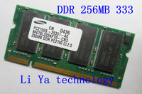 For Samsung DDR 256MB 333Mhz PC-2700 SODIMM Notebook memory Laptop RAM computer