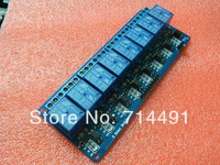 8 channel 8-channel relay modules relay control panel PLC relay 5V module for arduino free shipping