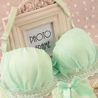 Free shipping & Drop shipping sexy lace soft bra set ladies' fashion underwear set wholesale&retail