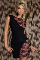 NEWEST 2014 Fashion summer women sexy mini dress party clubwear dress lace bodycon dress
