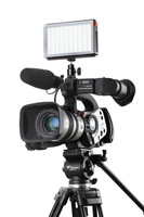 2014 Time-limited New Led 170as Professional Video Light Kit Bi-color 3200k-5600k