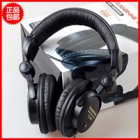 Ts-960b headband headset wired dj headset computer monitor's earphones