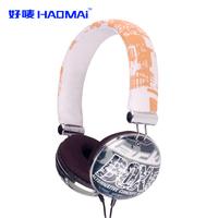 Computer headset earphones bass laptop earphones trend