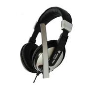 Genuine leather stereo earphones headset earphones fashion earphones microphone belt