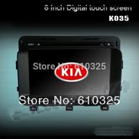 "Free Shipping 8"" Car Radio Audio DVD Player GPS For KIA K5 OPTIMA 2014~Up Retail/PC"